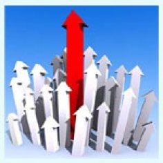 La presión publicitaria ha subido con respecto a diciembre y crece un 2% por encima de los niveles de enero de 2012