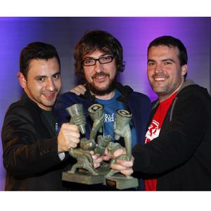 El ganador de los Premios 20Blogs... 'Yo fui a EGB'