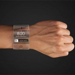 Un reloj inteligente de cristal curvado, ¿la próxima gran maravilla de Apple?