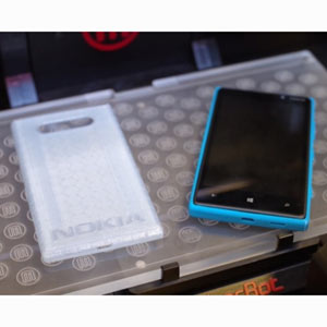 #MWC13: Nokia nos permite fabricar nuestra propia funda mediante una impresora 3D para el nuevo Lumia 520