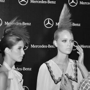 Mercedes-Benz vuelve a la semana de la moda de Madrid 2013