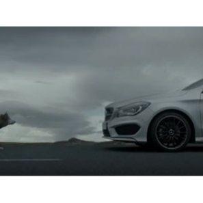 ¿La oveja negra o el lobo? Mercedes apuesta por lo diferente en su nueva campaña