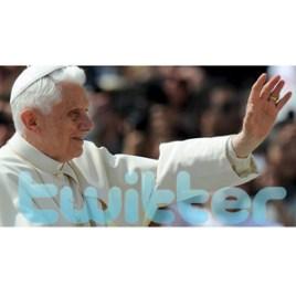 Benedicto XVI también dirá adios a Twitter el próximo 28 de febrero