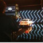 Lexus rueda en Barcelona el vídeo presentación de su IS 300h