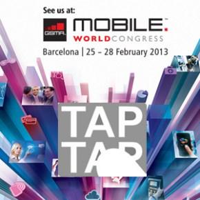 TAPTAP se estrena en el #MWC13 para iniciar su proceso de internacionalización
