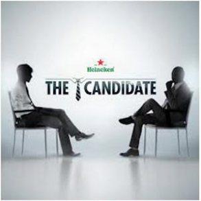 """Heineken hace sudar a sus aspirantes a becario en su campaña """"The candidate"""""""