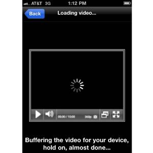 Los espectadores de vídeo en vivo abandonan la visualización antes de que comience el vídeo