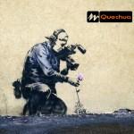 Si el arte callejero de Banksy fuera publicidad…