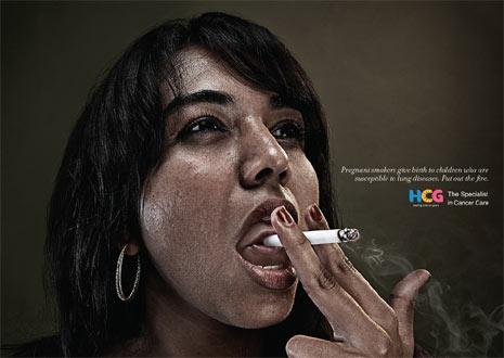 """Los 13 anuncios antitabaco más """"frikis"""" del mundo"""