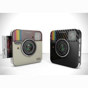 """Socialmatic, la """"cámara Instagram"""" creada por Polaroid se comercializará en 2014"""
