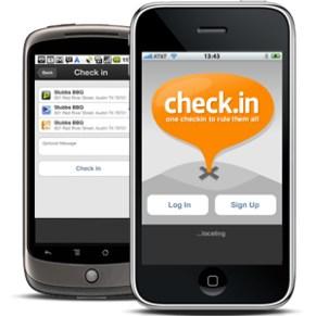 ¿En qué sitios hacen los españoles más 'check-ins'?