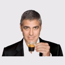 Se acabaron los Nespresso para George Clooney