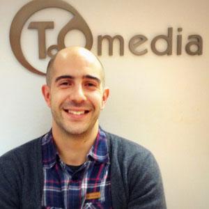 Daniel Zafra se incorpora a T2O media para liderar el Social Media