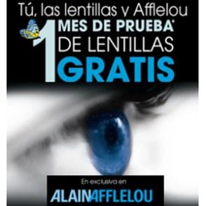"""Alain Afflelou lanza """"Tú, las lentillas y Afflelou"""", la primera campaña de lentillas en televisión por parte de la marca"""