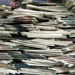 Los ingresos de los diarios generalistas siguen cayendo sin freno según OJD