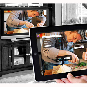 tablet television