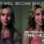 """Deje que su creatividad eche una """"cabezadita"""" con estos 50 divertidos anuncios de colchones"""