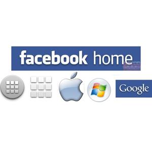 ¿Facebook Home para iOS y Windows Phone ?