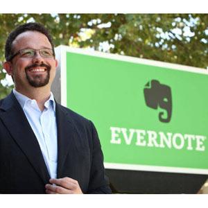 Evernote, el cerebro virtual, pretende llegar a mil millones de usuarios hasta 2018
