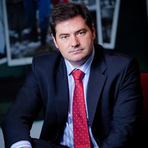Andrés Vicente, nuevo director general de la Unidad de Negocio de Empresas e Instituciones de Vodafone España