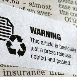 """Churnalism: la herramienta que distingue el periodismo de verdad del mero """"copia y pega"""" de notas de prensa"""