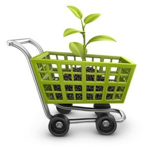 Los consumidores cada vez más hacen sus compras pensando en verde
