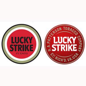 ¿Ha cambiado Lucky Strike de logo? No sabe, no contesta