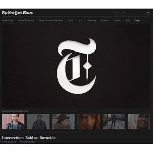 'The New York Times' levanta la barrera de pago para los vídeos, permitiendo su visionado libre e ilimitado