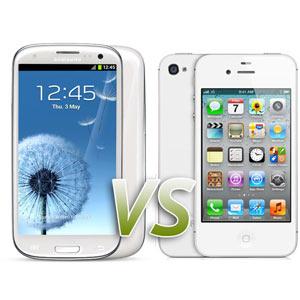 Samsung eclipsa a Apple: en el primer trimestre de 2013 vendió casi el doble de smartphones que su rival