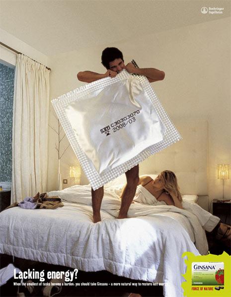 30 anuncios de preservativos de creatividad extra grande
