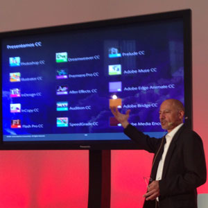 Adobe acelera el cambio a Creative Cloud