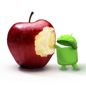Samsung ya saca 12,6 puntos de ventaja a Apple, según Ymedia