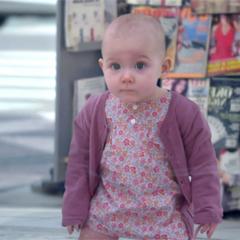Baby&Me de Evian consigue el primer puesto por visitas en YouTube en sólo once días