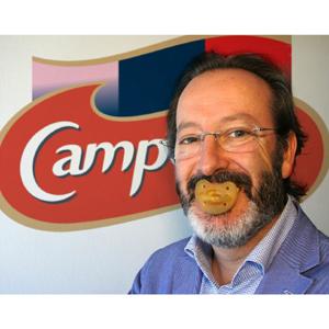 Jaime Lobera se pone El Chupete