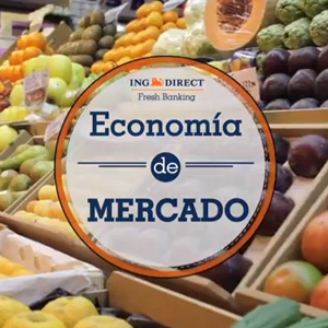 ING Direct estrena su nueva serie #EconomiadeMercado