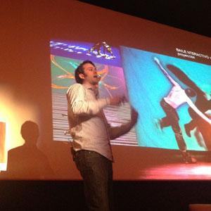 """J. Marionnet (Paraddax Show) en #MKTEC: """"Si todo es posible en tecnología, podemos contar la historia que queramos"""""""