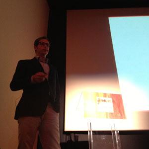 """R. Martínez (Starcom) en #MKTEC: """"La tecnología es medición y nuevos modelos de compra"""""""