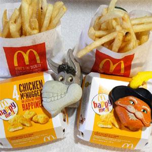 """McDonald's a una niña de 9 años: """"No vendemos comida basura, Hannah"""""""