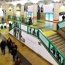 Calvin Kley realiza con JCDecaux su primera campaña publicitaria en Metro de Madrid