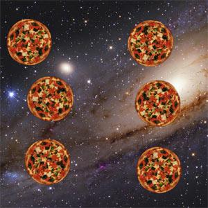 """El """"yo me lo guiso y yo me lo como"""" llega a Marte de la mano de las pizzas impresas en 3D"""