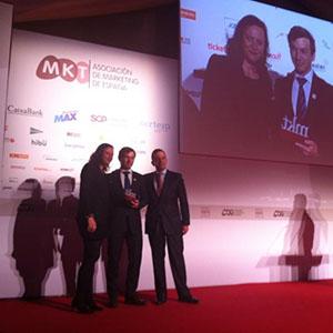 Las empresas españolas más internacionales, triunfadoras en la noche de los Premios Nacionales de Marketing