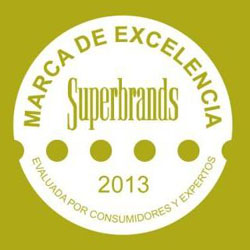 Mahou, Philips, Tuenti, Samsung e Iberia entre las premiadas en la Gala Superbrands 2013