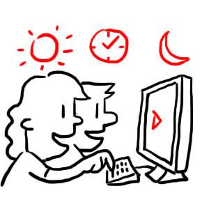 ¿Cómo interactúan los internautas con los vídeos en las redes sociales?