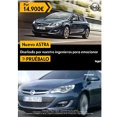 YOC lanza la campaña móvil del nuevo Opel Astra