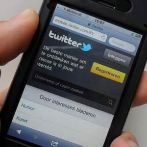 Tan solo el 2% de los tuits más influyentes proviene de la clase política