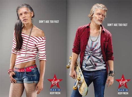"""20 anuncios que demuestran que Photoshop está """"asesinando"""" la creatividad en la publicidad"""