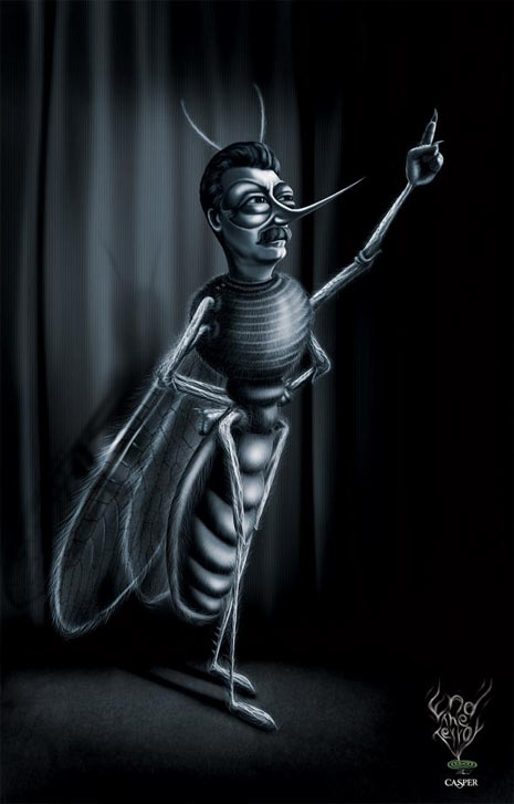 33 anuncios que matan los mosquitos a cañonazos creativos