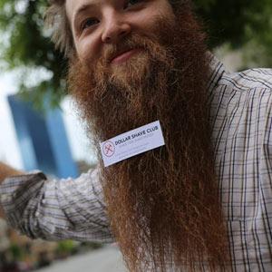 La barba: el más novedoso emplazamiento publicitario