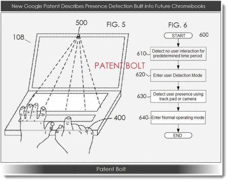 Google trata de imitar el MacBook Pro copiando algunas patentes
