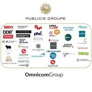 """Publicis Omnicom Group: el mapa que necesita para no perderse en el """"castillo"""" del nuevo rey de la publicidad"""